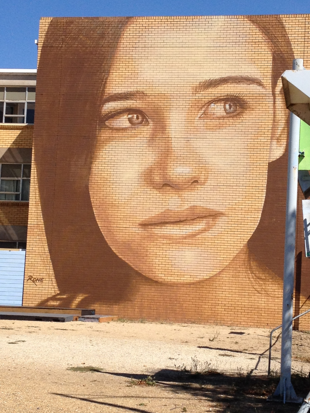World Class Street Art – In Benalla!