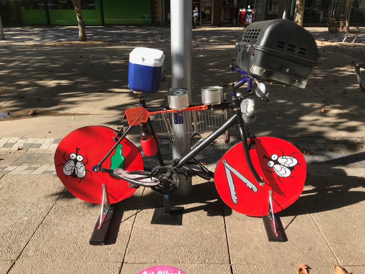 Art Bike 3
